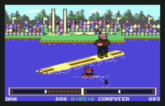 World Games C64 099