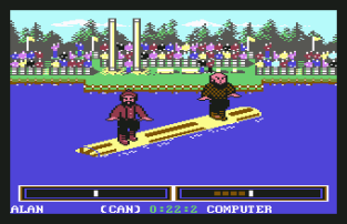 World Games C64 108