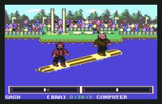 World Games C64 109