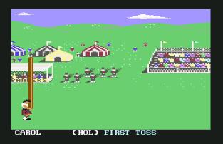 World Games C64 119