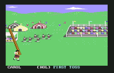 World Games C64 120