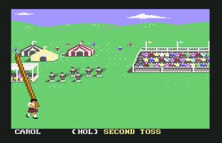 World Games C64 122