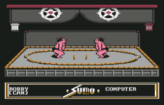World Games C64 131