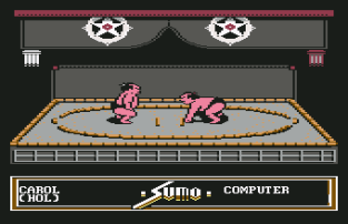 World Games C64 133