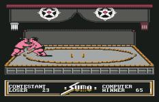 World Games C64 140