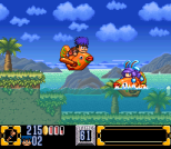 Ganbare Goemon 2 SNES 014