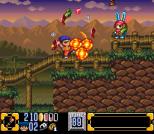 Ganbare Goemon 2 SNES 038