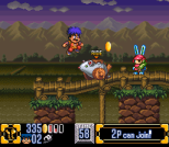 Ganbare Goemon 2 SNES 041