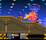 Ganbare Goemon 2 SNES 052