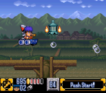 Ganbare Goemon 2 SNES 090