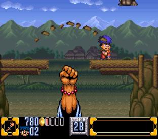 Ganbare Goemon 2 SNES 097