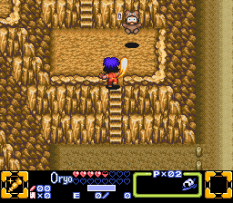 Ganbare Goemon 3 SNES 021