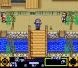Ganbare Goemon 3 SNES 026