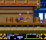 Ganbare Goemon 3 SNES 039