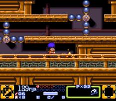Ganbare Goemon 3 SNES 044