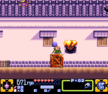 Ganbare Goemon 3 SNES 094