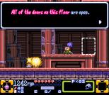 Ganbare Goemon 3 SNES 116