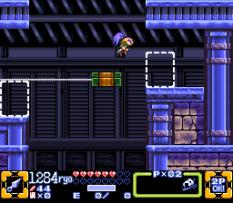 Ganbare Goemon 3 SNES 120