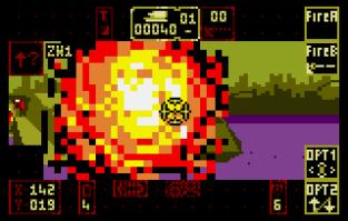 Battlezone 2000 Atari Lynx 086