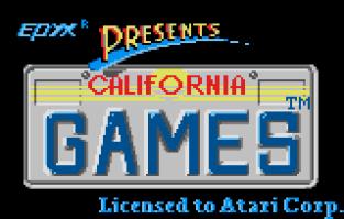 California Games Atari Lynx 01