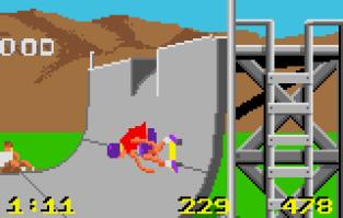 California Games Atari Lynx 31