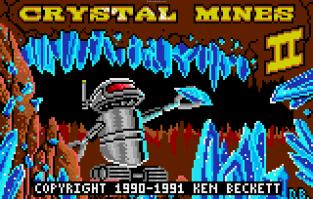 Crystal Mines 2 Atari Lynx 001