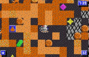 Crystal Mines 2 Atari Lynx 023