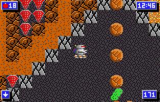Crystal Mines 2 Atari Lynx 031