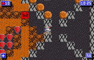 Crystal Mines 2 Atari Lynx 034