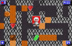 Crystal Mines 2 Atari Lynx 044