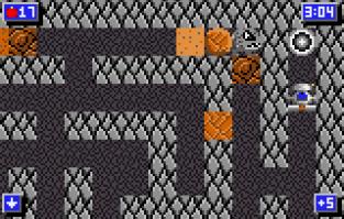 Crystal Mines 2 Atari Lynx 045
