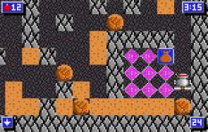 Crystal Mines 2 Atari Lynx 055