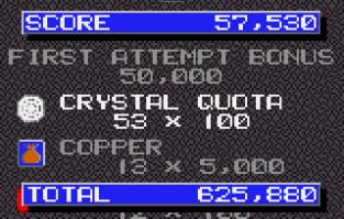 Crystal Mines 2 Atari Lynx 056