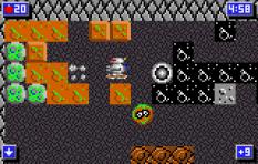Crystal Mines 2 Atari Lynx 065