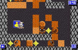 Crystal Mines 2 Atari Lynx 067