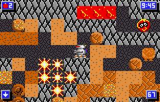 Crystal Mines 2 Atari Lynx 075