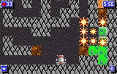 Crystal Mines 2 Atari Lynx 077