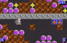 Crystal Mines 2 Atari Lynx 087
