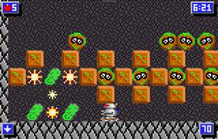 Crystal Mines 2 Atari Lynx 089