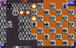 Crystal Mines 2 Atari Lynx 108