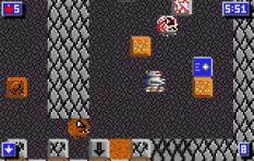 Crystal Mines 2 Atari Lynx 109