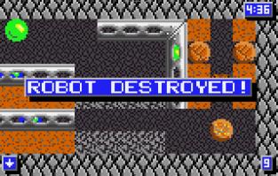 Crystal Mines 2 Atari Lynx 122
