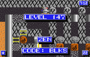 Crystal Mines 2 Atari Lynx 130
