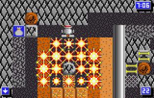 Crystal Mines 2 Atari Lynx 133