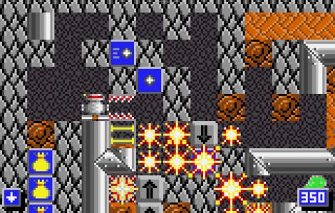 Crystal Mines 2 Atari Lynx 136