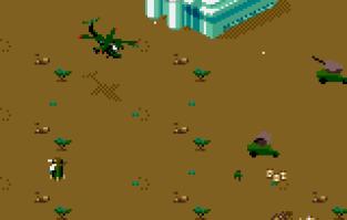 Desert Strike Atari Lynx 12