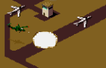 Desert Strike Atari Lynx 16