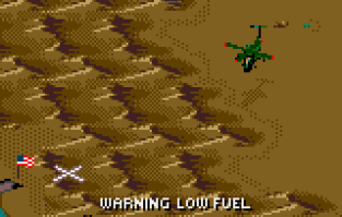 Desert Strike Atari Lynx 20