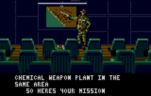 Desert Strike Atari Lynx 42