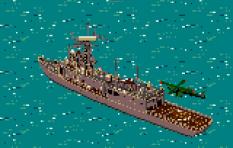 Desert Strike Atari Lynx 43